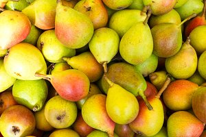Pears at Farmers Fresh Food Market
