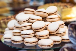 Macaroons at Farmers Food Market