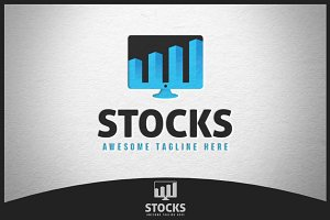 Stocks Logo