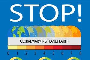 Global Warming background