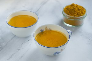 tea of turmeric