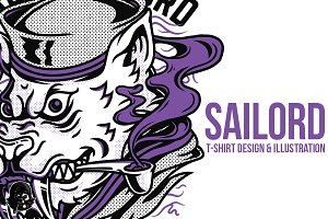 Sailord Illustration