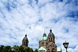 St. Lukas Church Munich