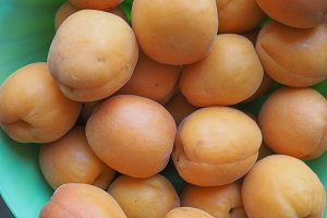 apricot fruit food