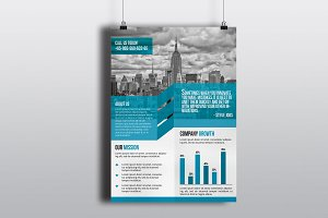 Corporate Flyer Template V621