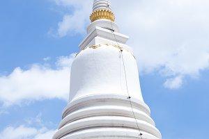 White Pagoda.