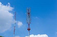 Telecommunication systems.