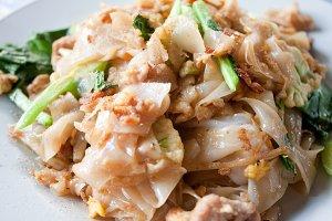 Thai soy sauce.