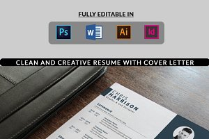 Resume with Cover Letter