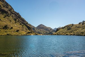 Lakes in Andorra