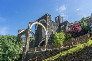 Basilica of Meritxell in Andorra