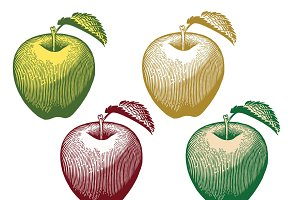 Color Apples