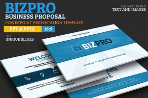 BIZPro Proposal PPT Presentation