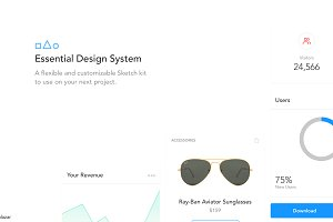 Essential UI Kit