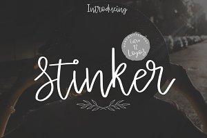 stinker | Bonus 12 Logos