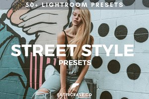 50+ Street Style Lightroom Presets I
