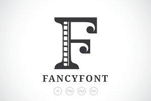 Letter F Logo Template