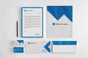 Company Corporate Identity Set