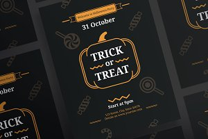 Posters | Trick Or Treat