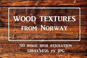 Wood textures from Norway