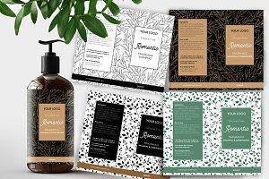 Shampoo Label id29