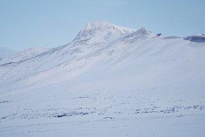 Spákonufell Mountain, Iceland