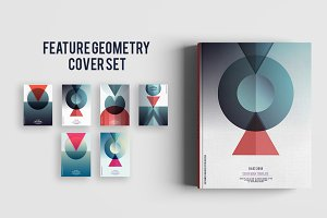 Feature geometry cover set