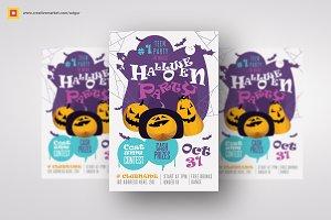 Halloween Flyer vol2