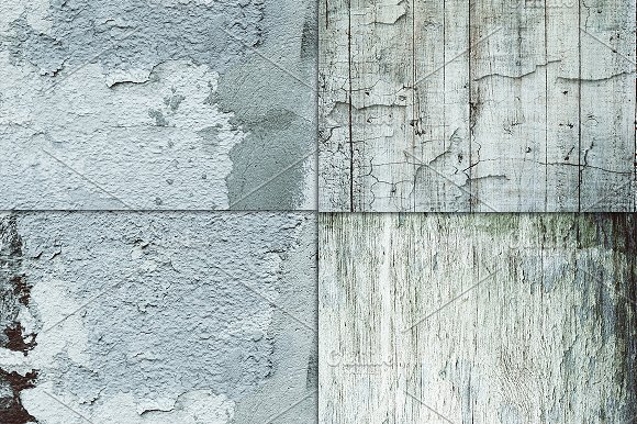 Distressed backdrop texture overlay in Textures - product preview 2