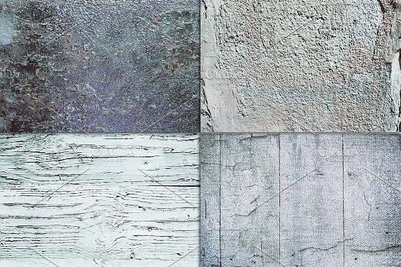 Distressed backdrop texture overlay in Textures - product preview 3