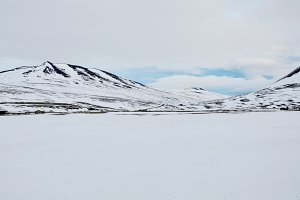 Northern Iceland in Winter