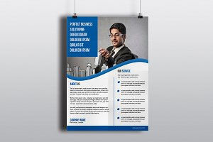 Business Flyer Template V622