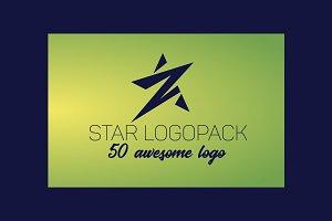 50 Star logopack