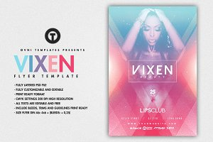 FASHION WOMEN Flyer Template