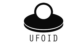 Ufoid Logo Template