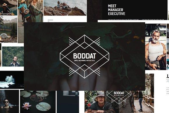 Boddat Multipurpose Powerpo-Graphicriver中文最全的素材分享平台