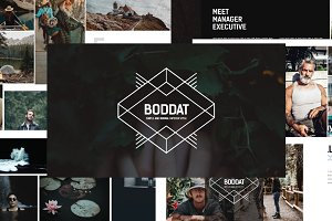 Boddat Multipurpose Keynote