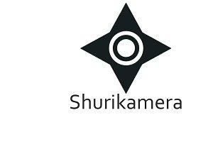 Shurikamera Logo Template