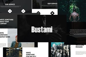 Bustami Multipurpose Keynote