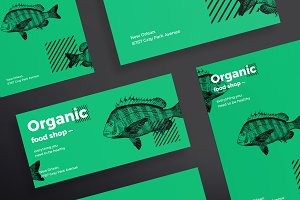 Flyers | Organic Food Shop