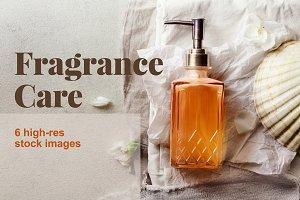 Fragrance & Care mockup set
