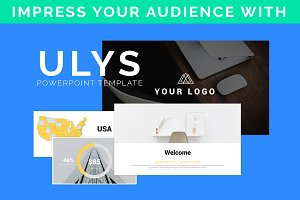 ULYS Impressive Powerpoint Template