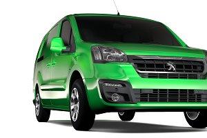 Peugeot Partner Van L2 2slidedoors