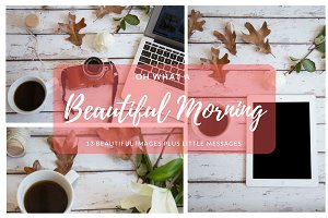 Beautiful Morning Blogger Bundle
