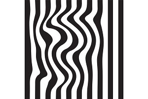 Striped abstract backg