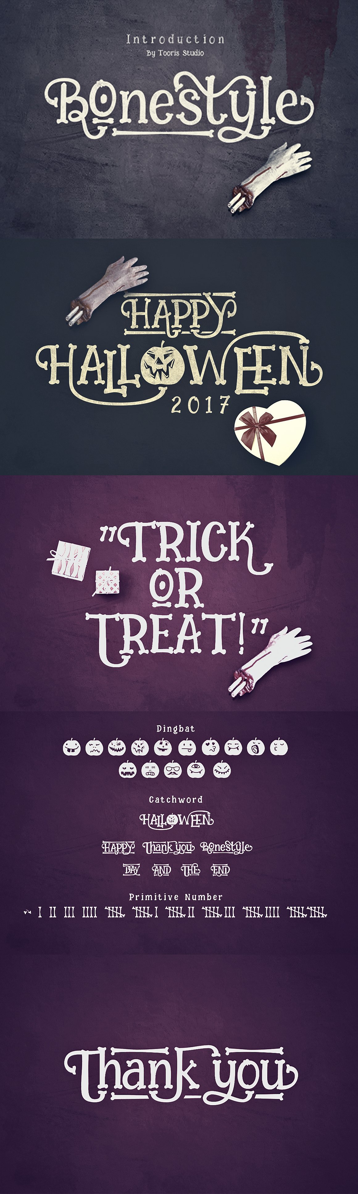 20 Creepy Fonts for Your Spooky Design Needs ~ Creative Market Blog