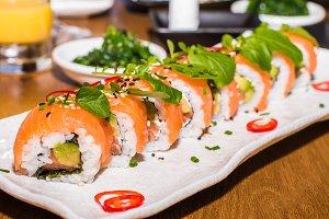 Maki Sushi set