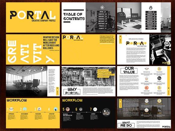 Portal Creative Company Profile