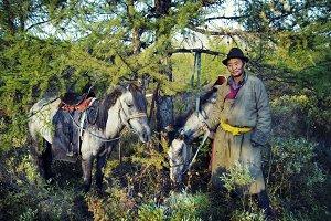 People of northern Mongolia