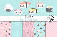 Kawaii Sushi Bundle Set